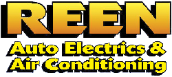 Reen Autoelectrics & Airconditioning logo