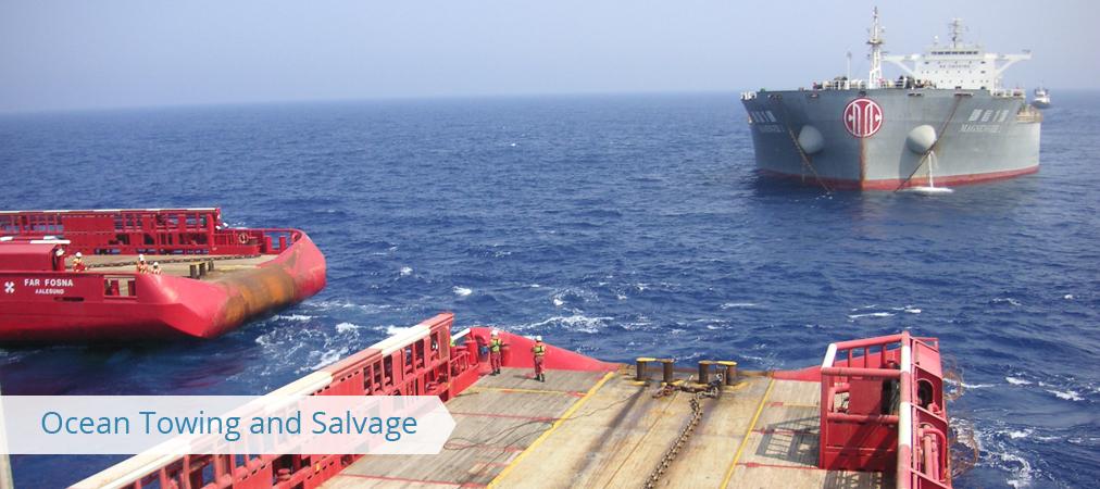 Rig Mover / Client Rep / Marine Warranty Surveyor